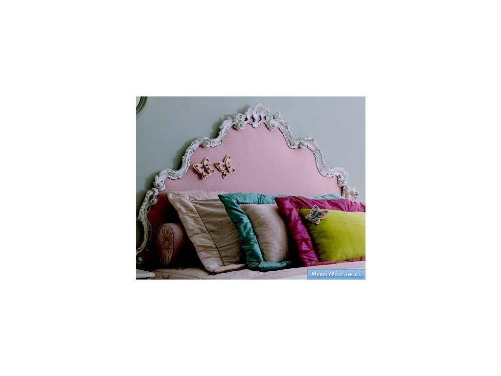 Frari: Efne: кровать 120х190  (слоновая кость, розовый)
