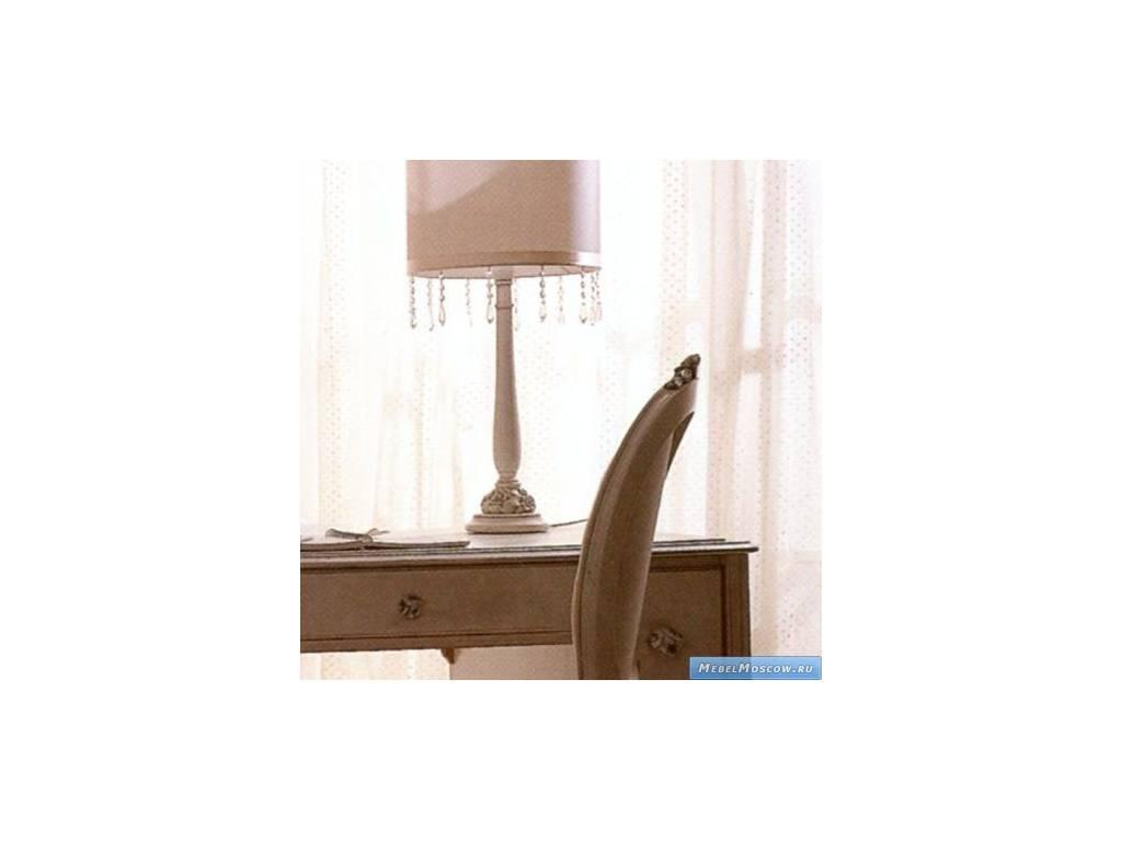 Frari: Rose: лампа настольная  (слоновая кость, золото)