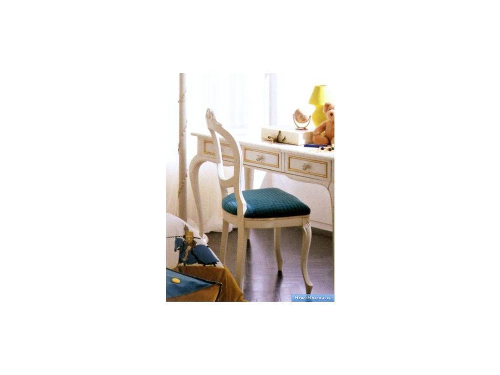 Frari: Fiocco: стул  (слоновая кость, золото)