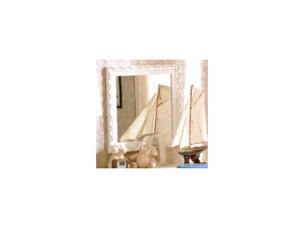 Frari: Greca: зеркало для комода  (слоновая кость)