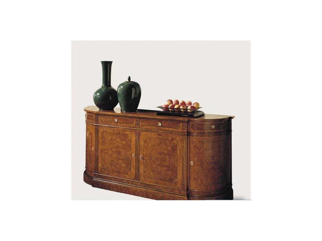 Francesco Molon: Сentury Collection: прилавок 4 дверный  (олива)