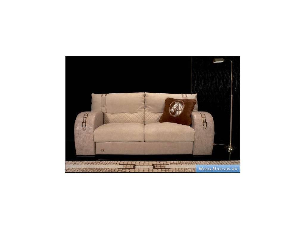 Formitalia: Ascot: диван 2-х местный кожа