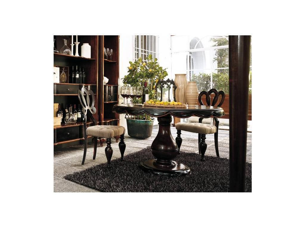 Volpi: Giorno: стол обеденный Botero  дерево class 4