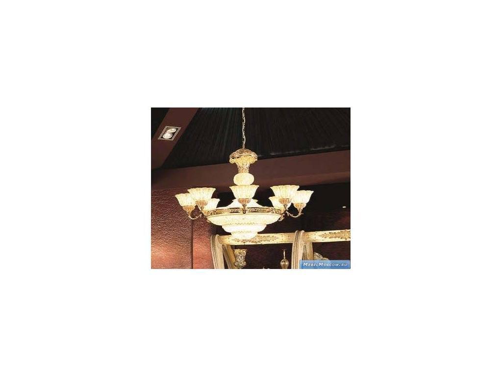 Vidal Gold: Rosalia: люстра потолочная (золото)