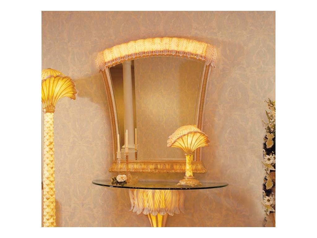 Vidal Gold: Jazmin: зеркало (позолота)