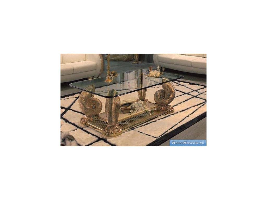 Vidal Gold: Nerea: стол журнальный (позолота)