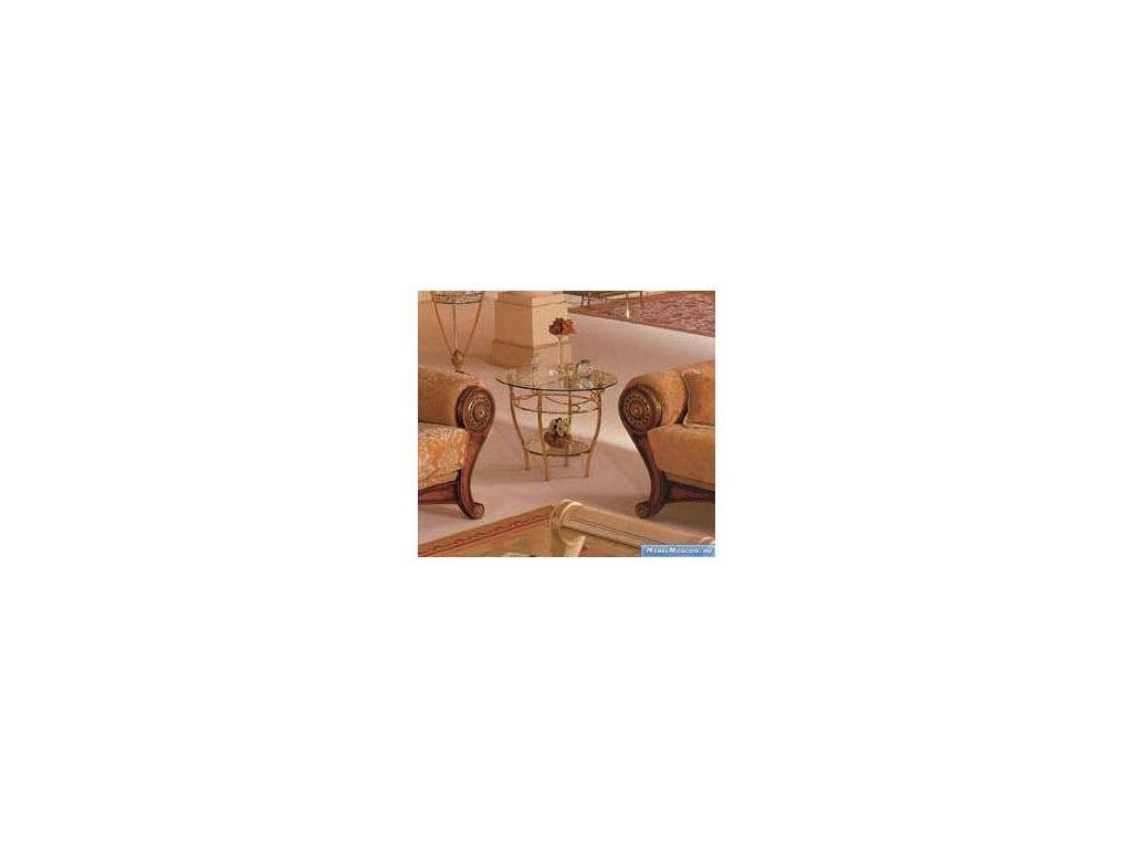Vidal Gold: Da Vinci: стол журнальный (позолота)
