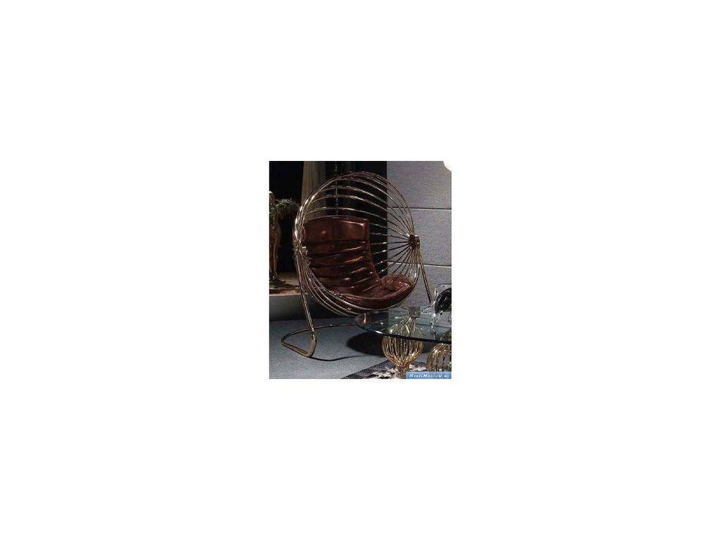 Vidal Gold: Hemisferic: кресло (серебряный)