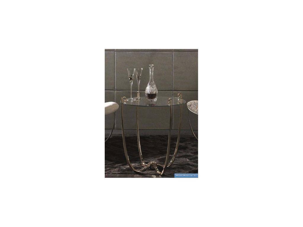 Vidal Gold: Swing: стол журнальный (серебряный)
