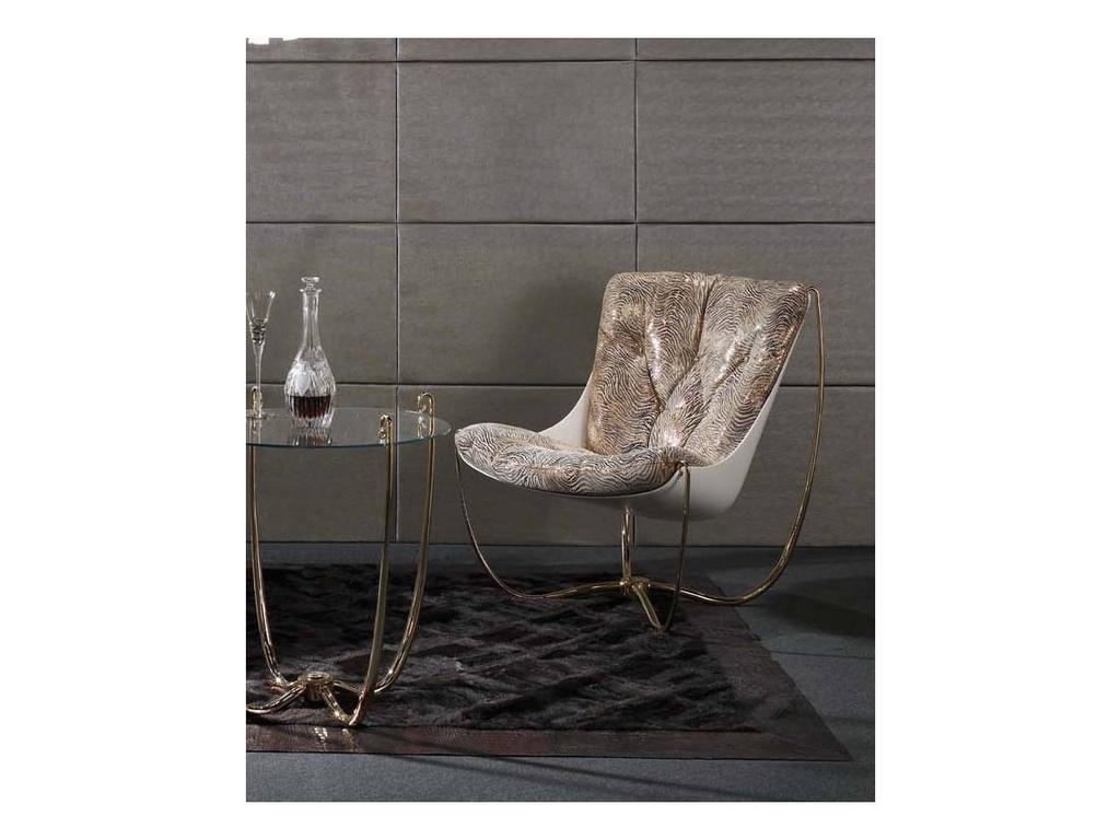 Vidal Gold: Swing: кресло (серебряный)