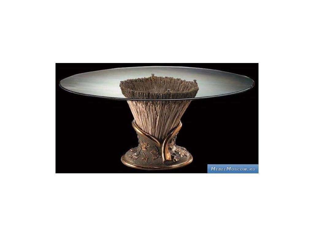 Vidal Gold: Florencia: стол журнальный (позолота)
