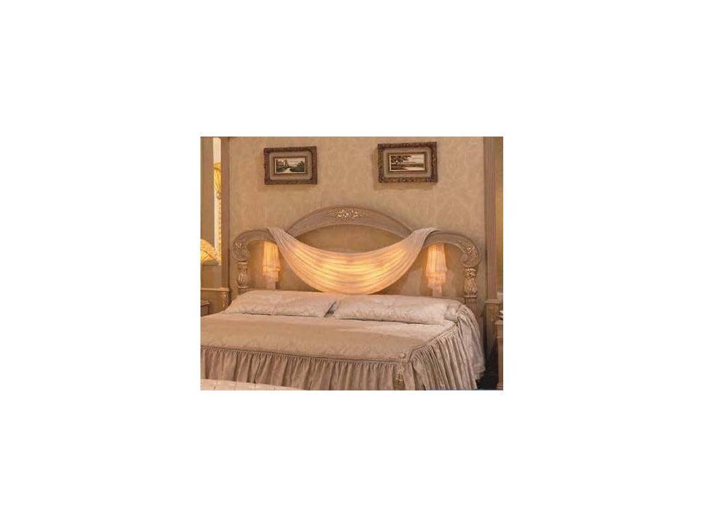 Vidal Gold: Atenea: изголовье для кровати (беж)