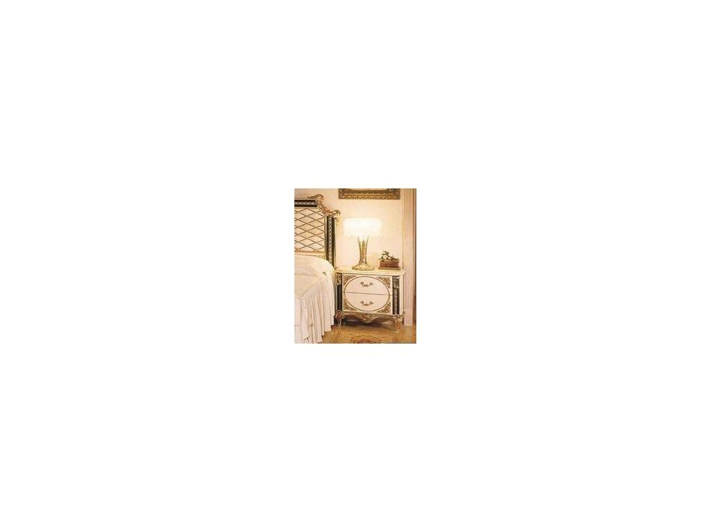 Vidal Gold: Opera: тумба прикроватная (позолота)