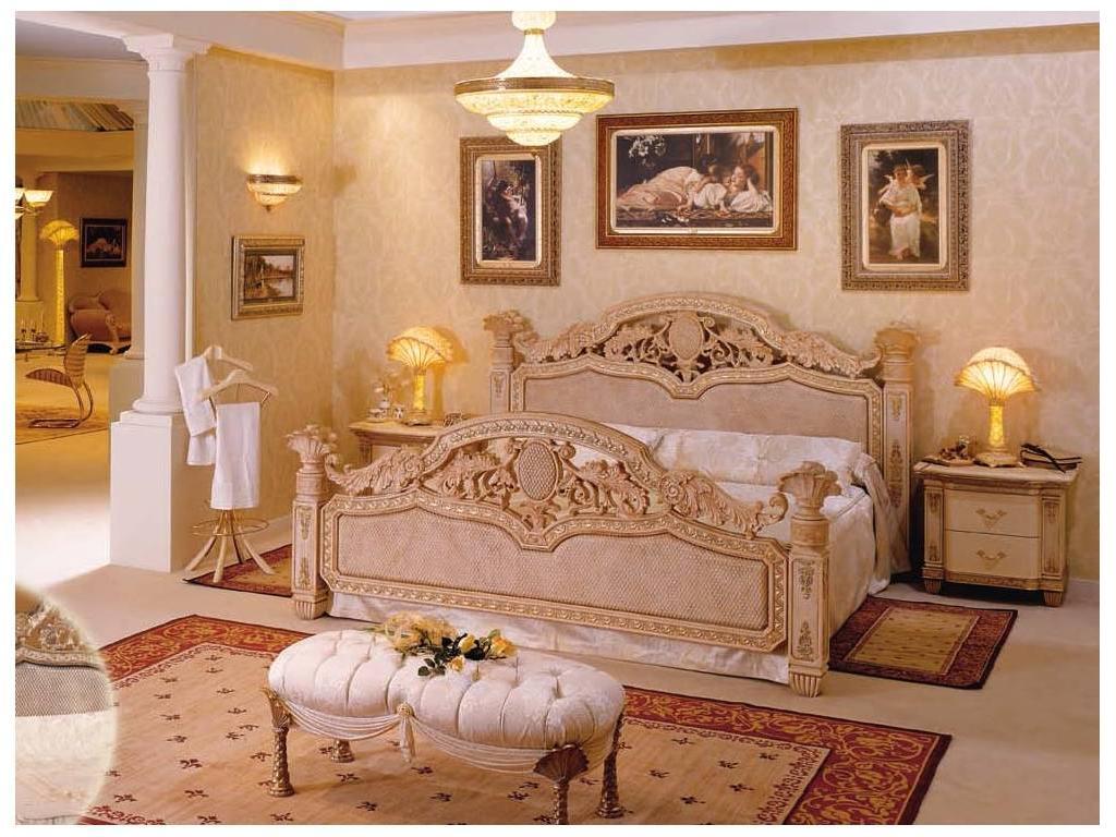 Vidal Gold: Sherezade: кровать 200х200 (ясень)