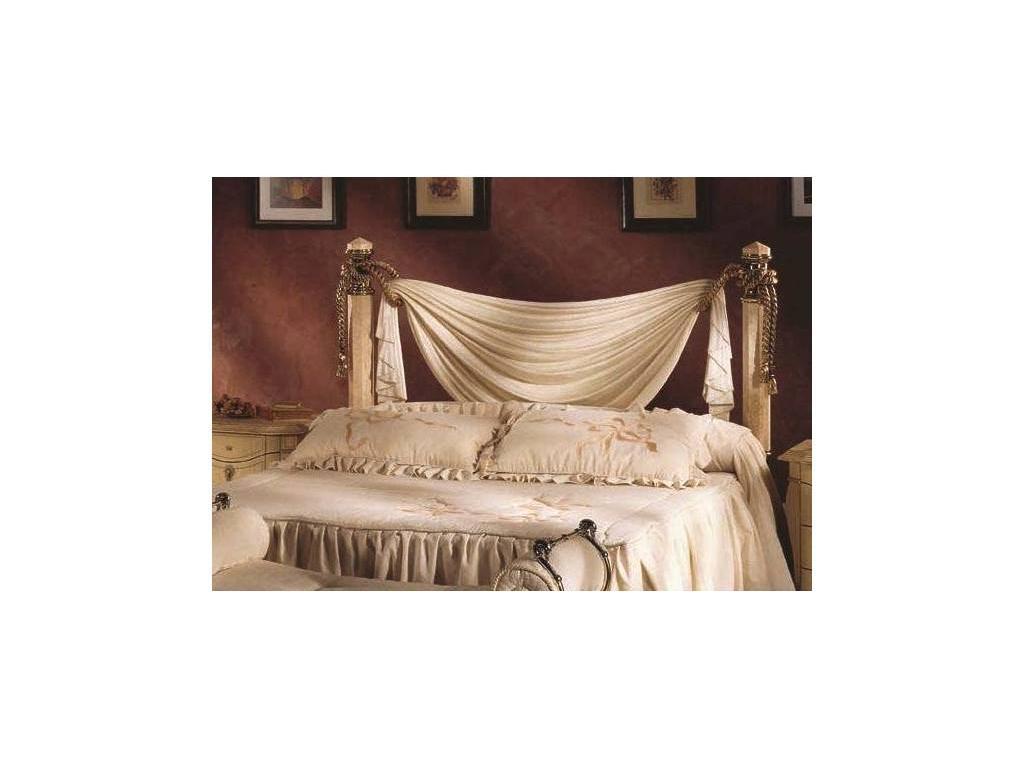 Vidal Gold: Venus: изголовье для кровати 160х200 (слоновая кость)