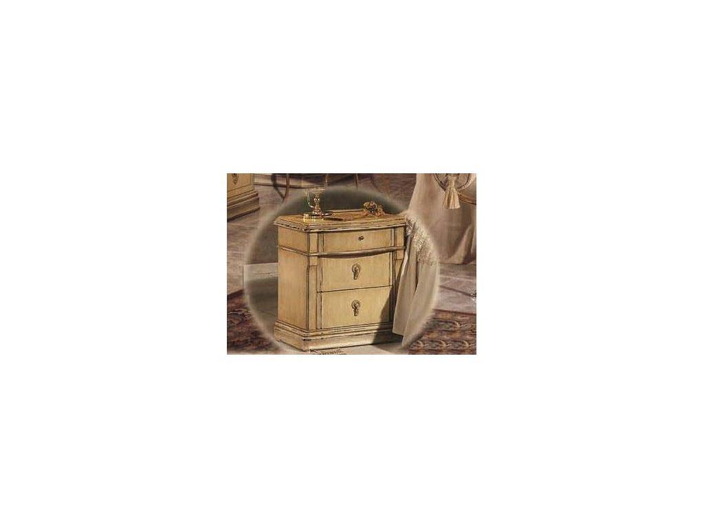 Vidal Gold: Imperio: тумба прикроватная (слоновая кость)