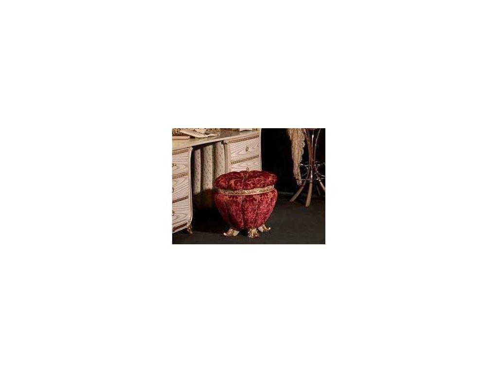 Vidal Gold: Versailles: пуф (позолота)