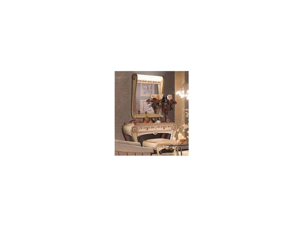 Vidal Gold: Romantic: стол туалетный (слоновая кость)