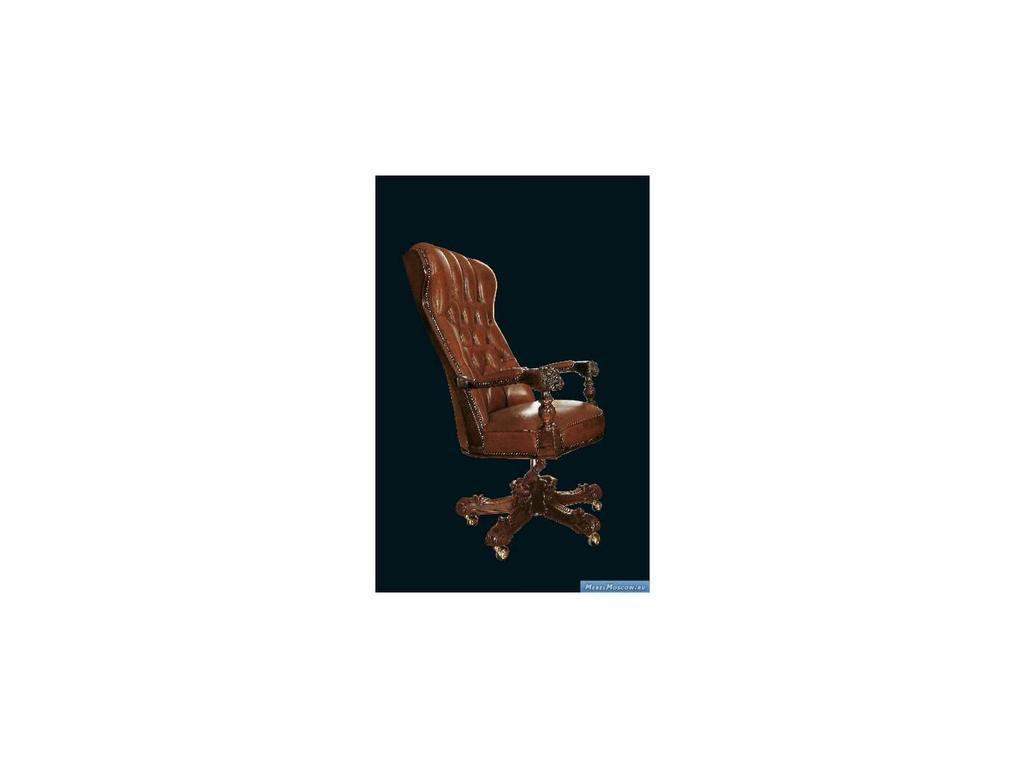 Mobil Deri: Firenze Collection: кресло руководителя кожа (noce)