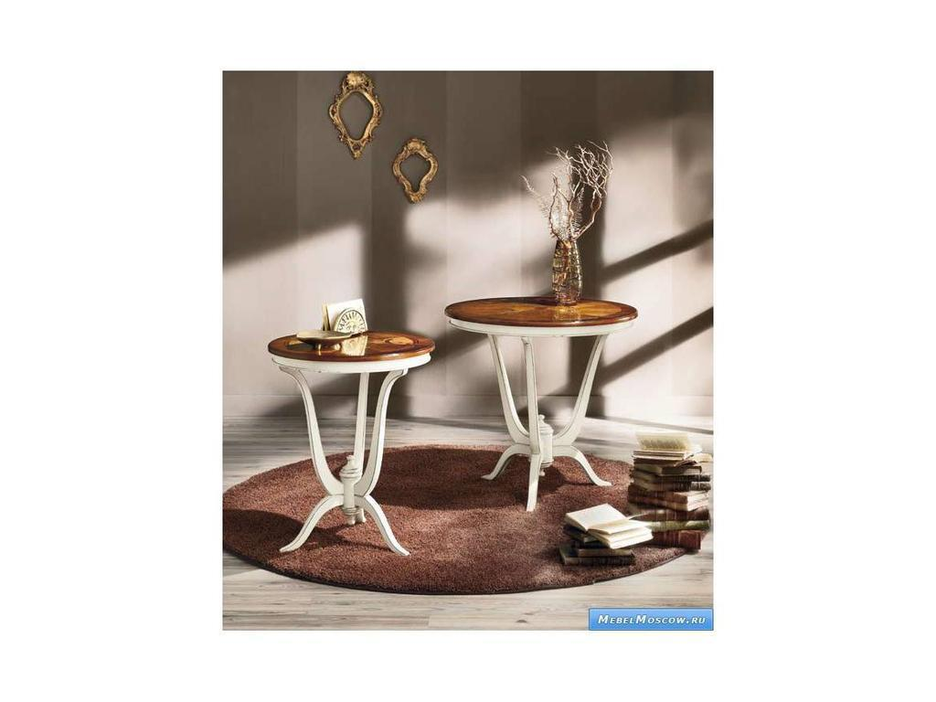 V. Villanova: Infinity: стол кофейный  (слоновая кость)