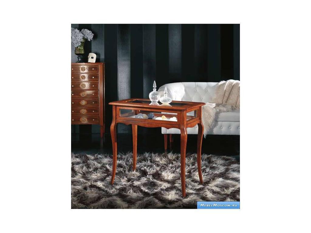 V. Villanova: Infinity: стол кофейный  (черешня)