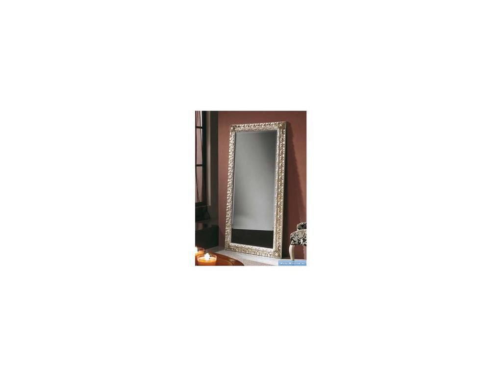 V. Villanova: Infinity: зеркало напольное  с посеребрением 92х182 (foglia argento)