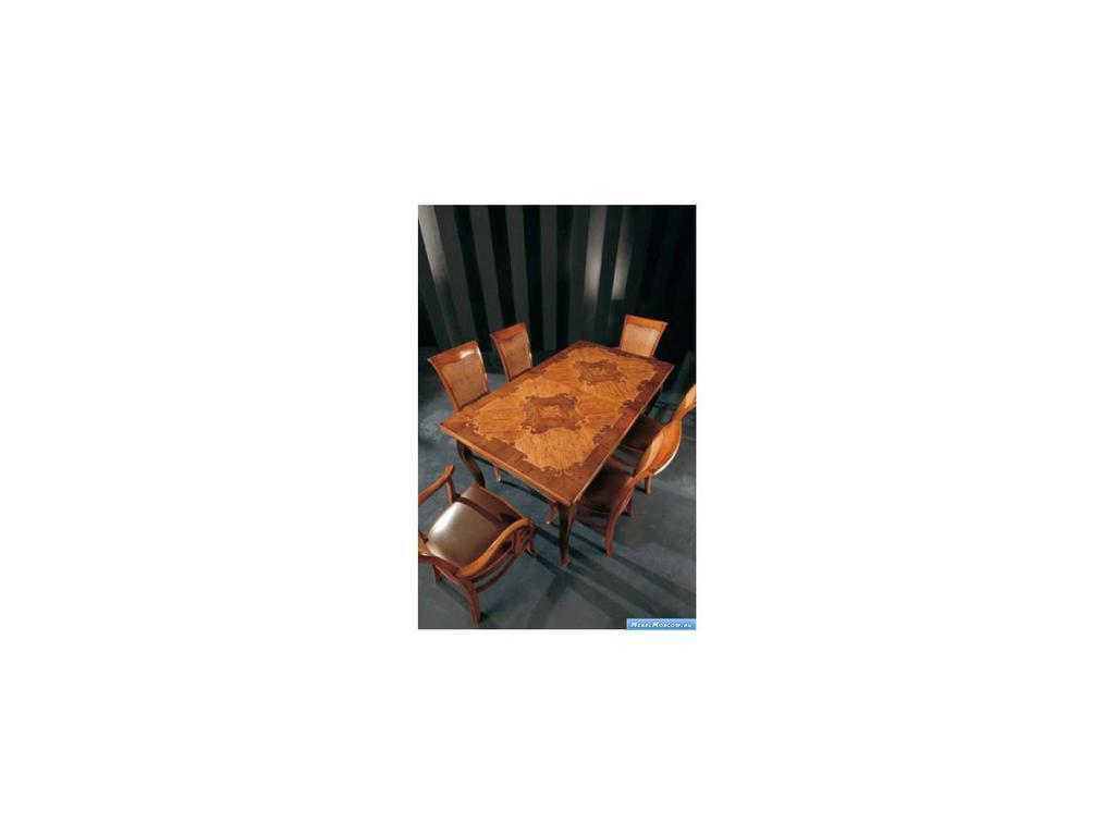 V. Villanova: Infinity: стол обеденный  раскладной 160х90 (Moka +cilegio)