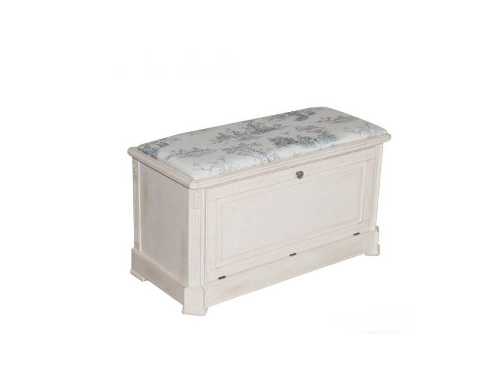 Mobilier de Maison: Belveder: сундук  (белый)