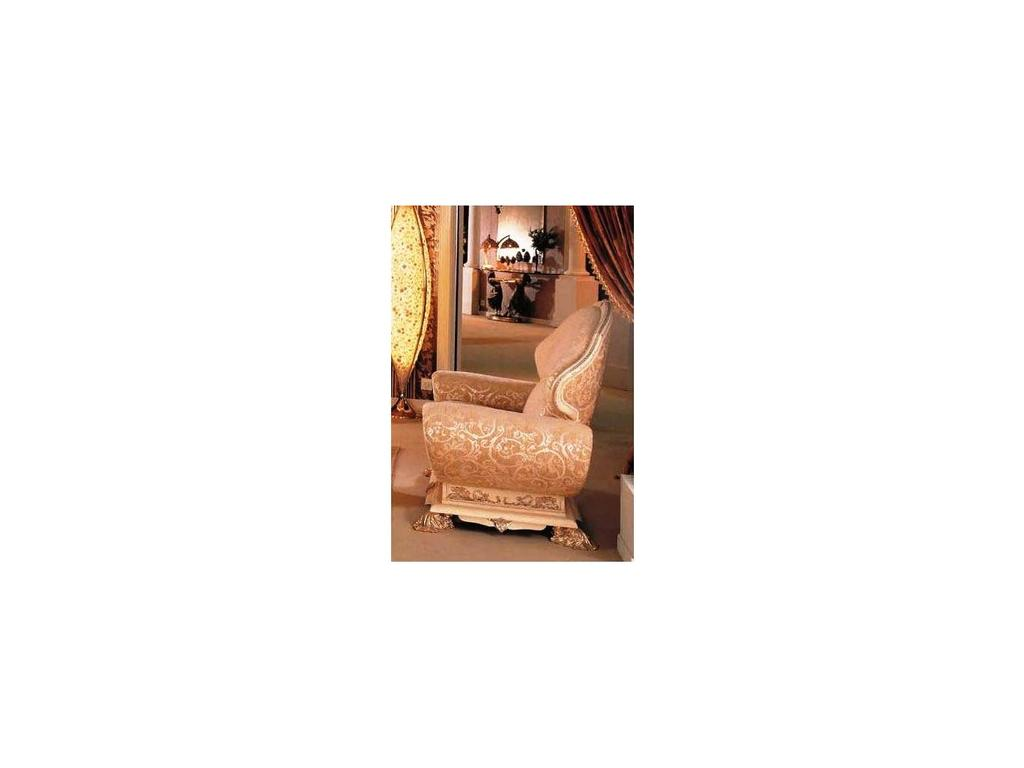 Vidal Gold: Excelsior: кресло (светло коричневый)