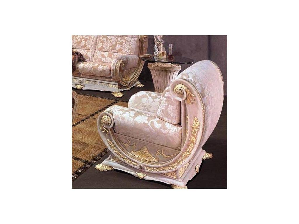 Vidal Gold: Grecia: кресло (светло бежевый)