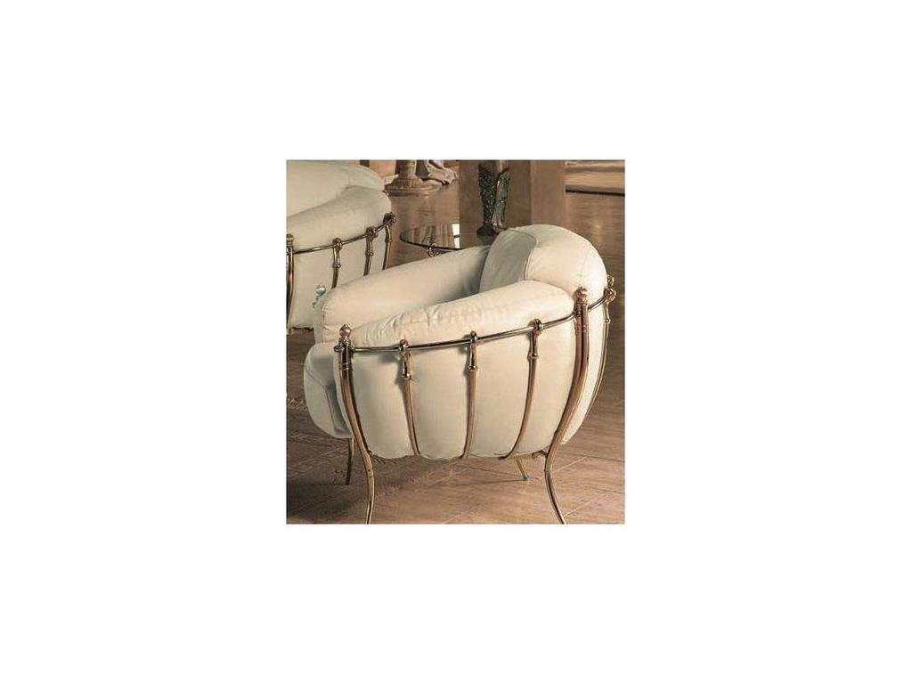 Vidal Gold: Da Vinci: кресло (белый)