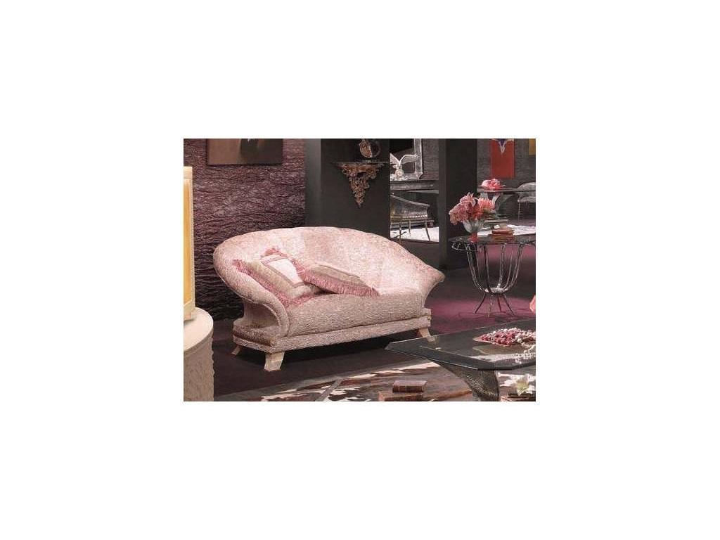 Vidal Gold: Saba: диван двухместный (розовый)