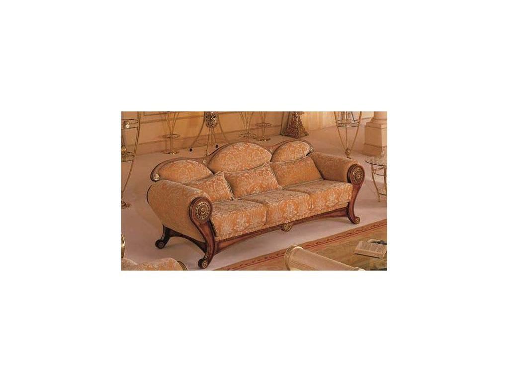 Vidal Gold: Tabarca: диван двухместный (светло коричневый)