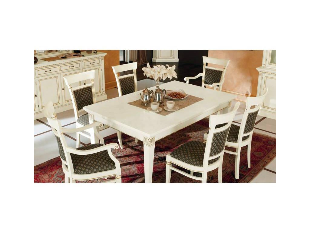Стол обеденный на 8 человек классика