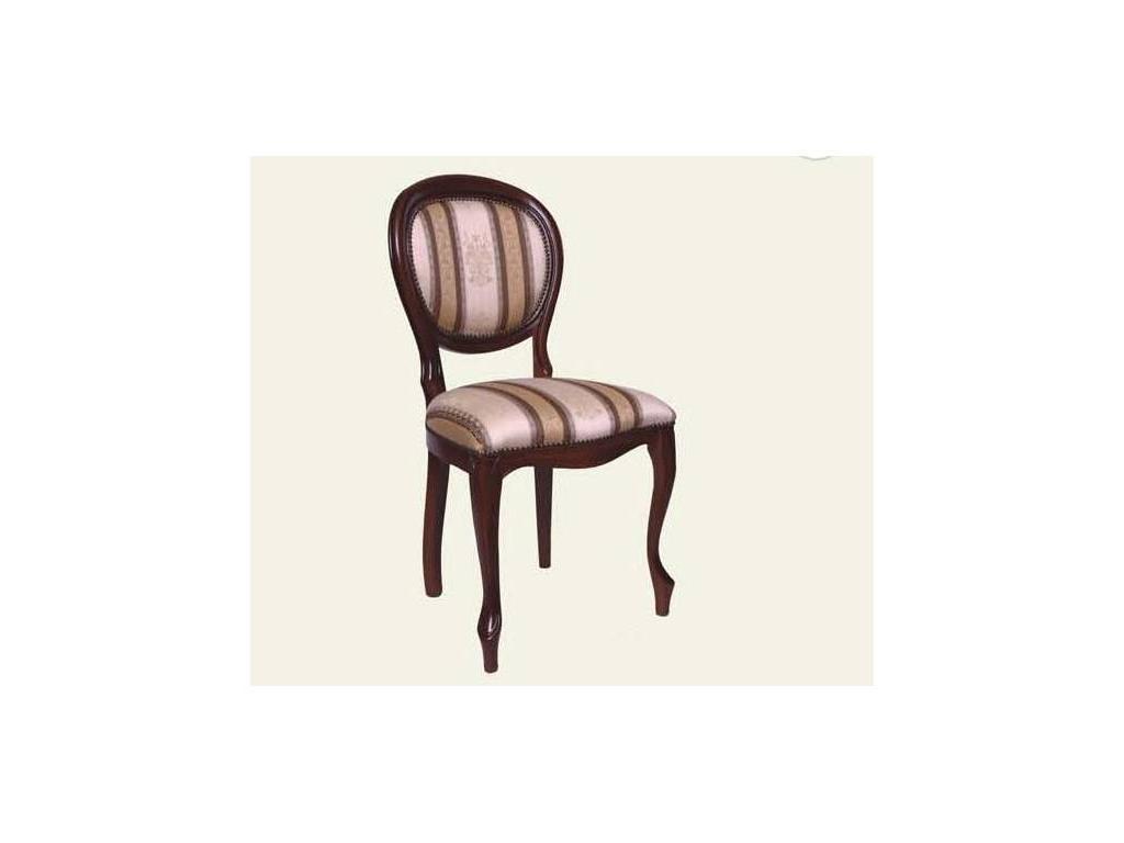 Morello Gianpaolo: стул  (коричневый/ C2 Grand place 295.01)