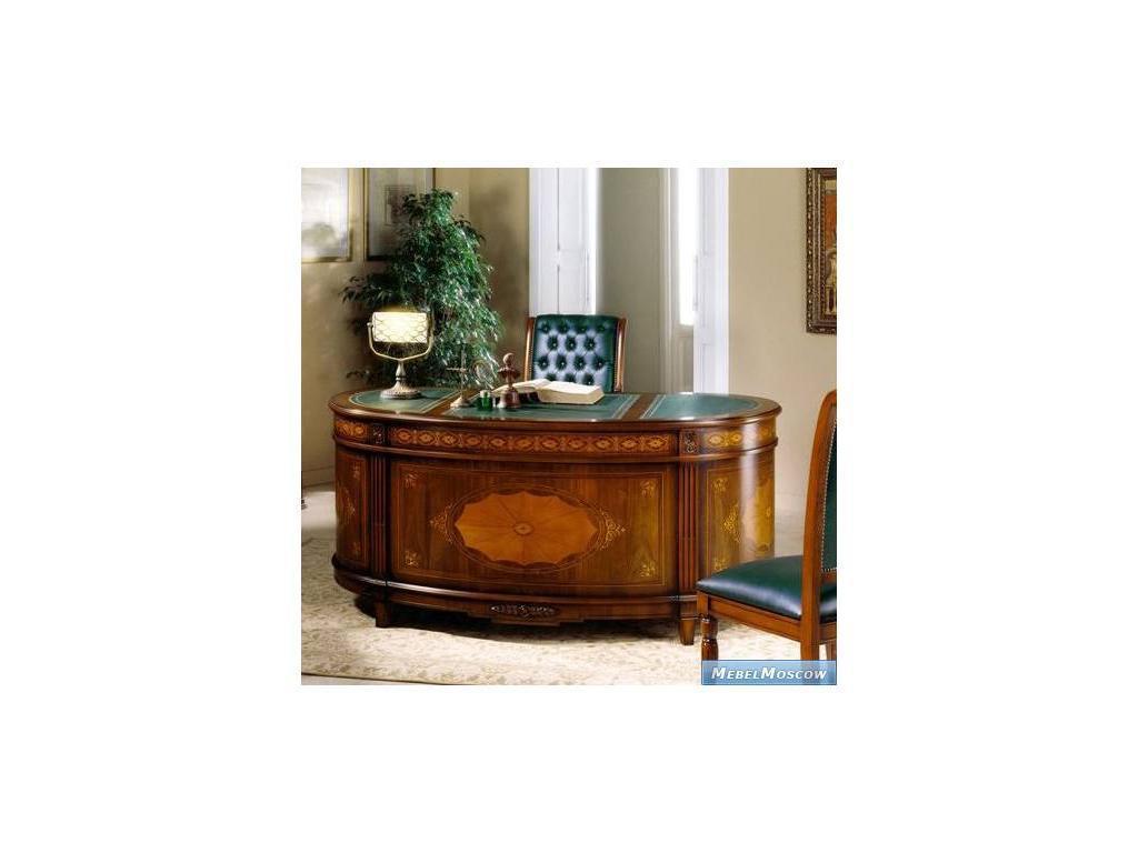 Solomando Соломандо: стол письменный  (орех)