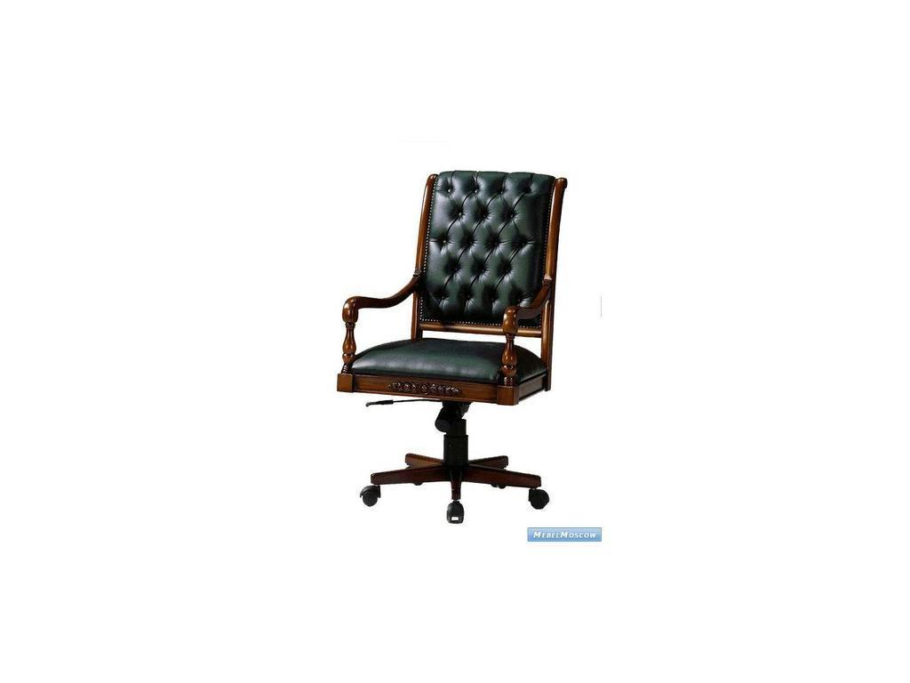 Solomando Соломандо: кресло вращающееся  (орех)