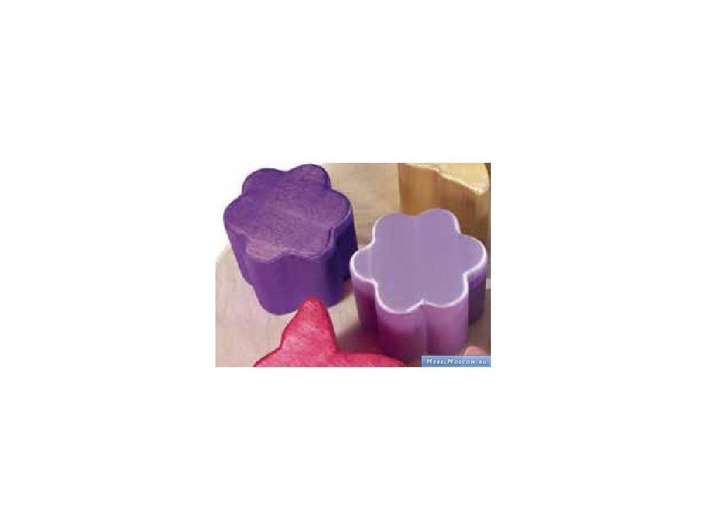 Marys: Lota: пуф  ткань (фиолетовый)
