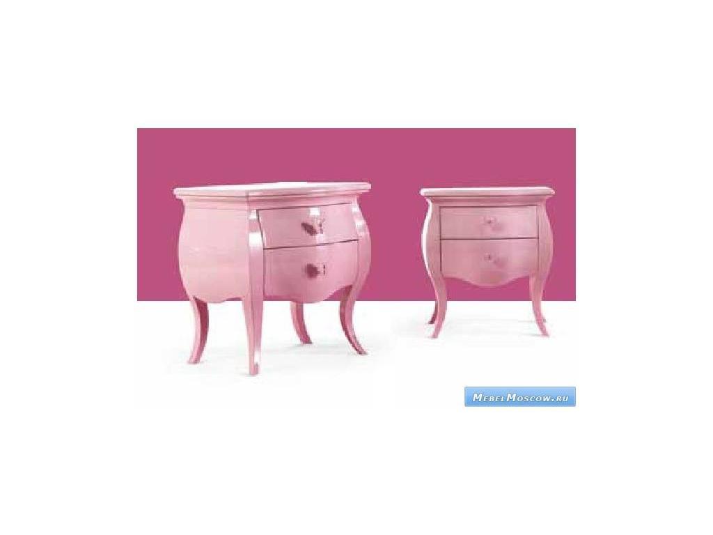 Marys: Macaone: тумба прикроватная  (розовый)