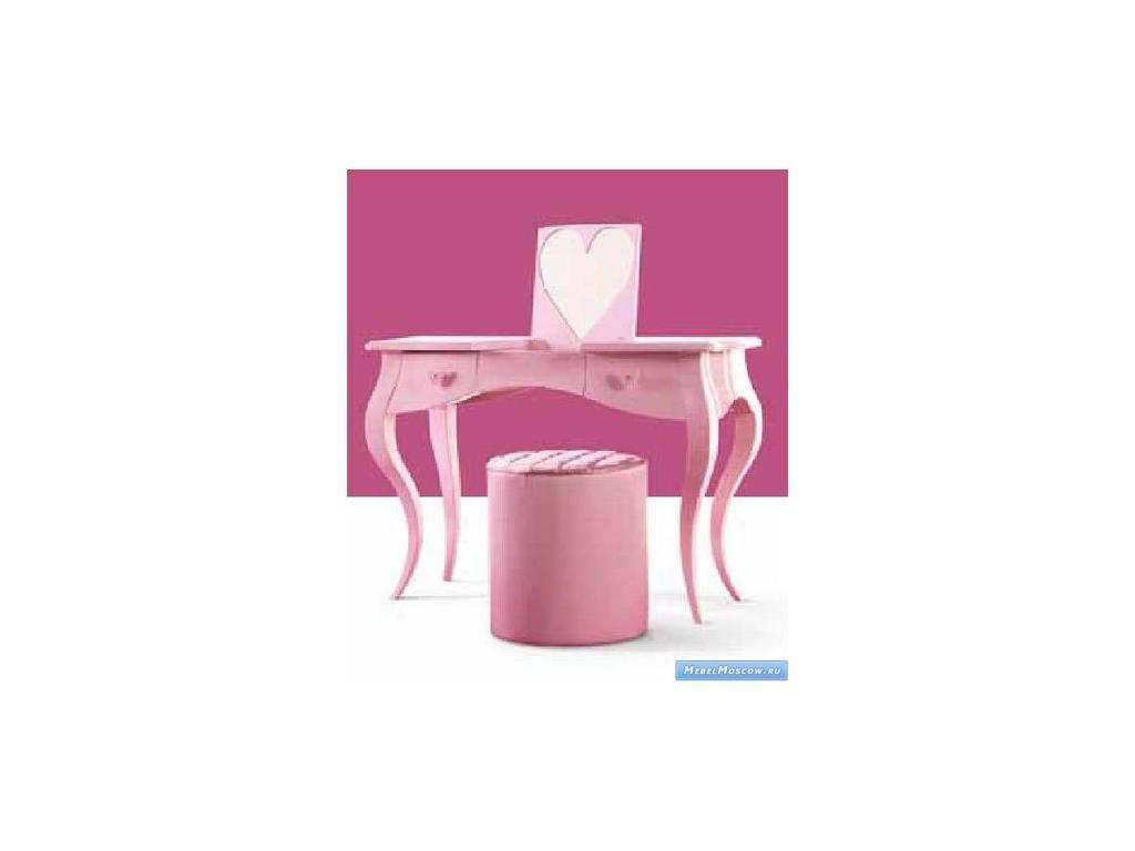 Marys: Jurtina: стол туалетный  (розовый)