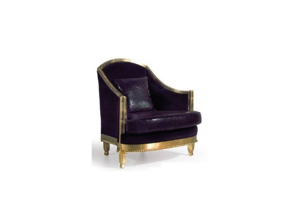 Epoca: Maxima collection: кресло Azaila  ткань (золото)