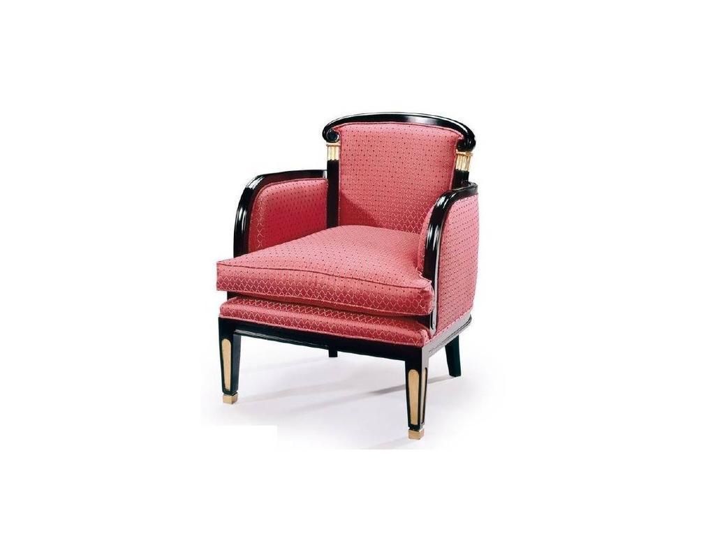 Epoca: Maxima collection: кресло Helen  ткань (золото)