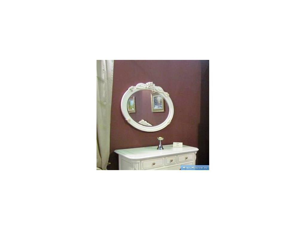 Simex: Флора: зеркало (слоновая кость)