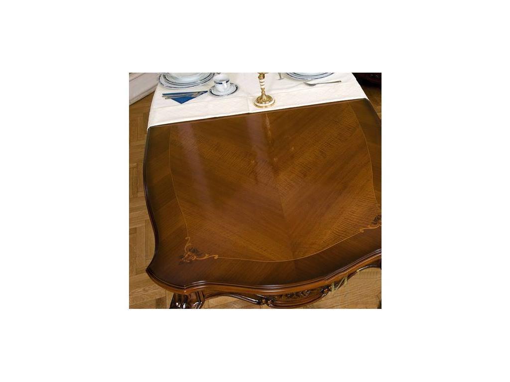 Nord Simex: Regallis: стол обеденный раскладной  (орех)