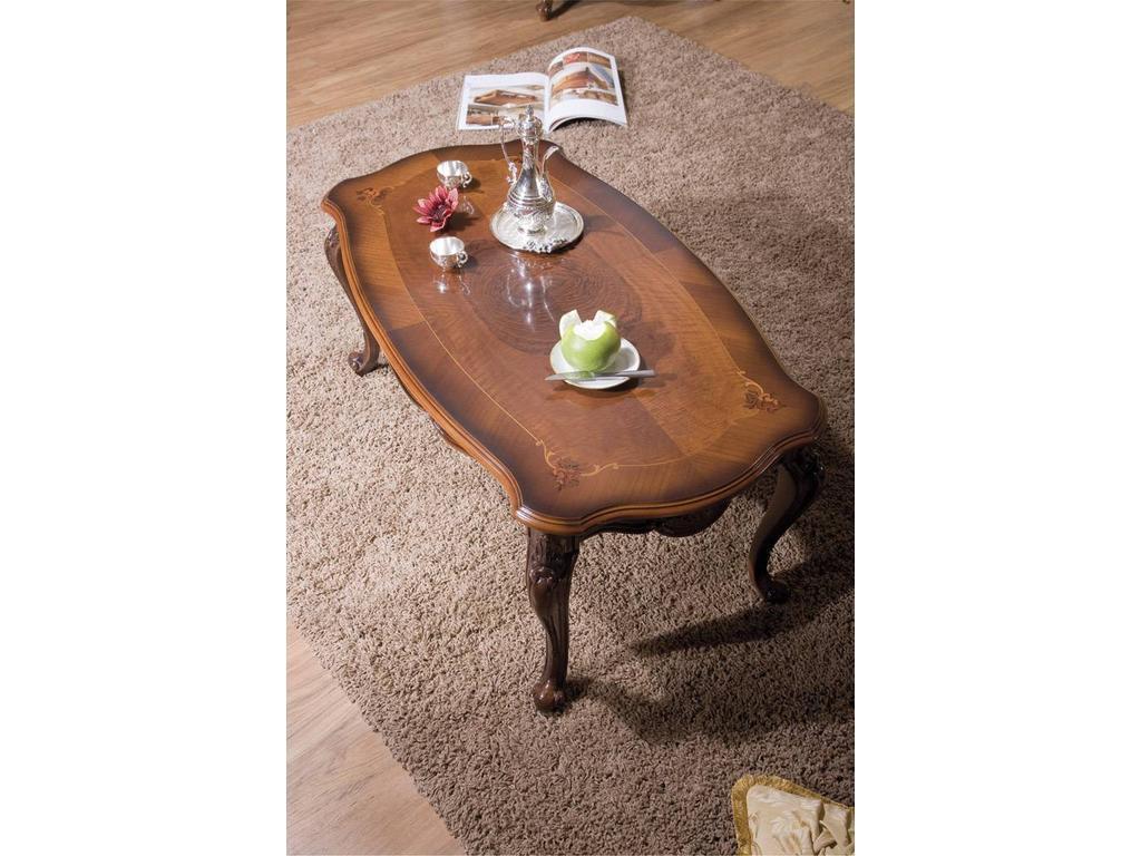 Nord Simex: Regallis: стол кофейный  (орех)