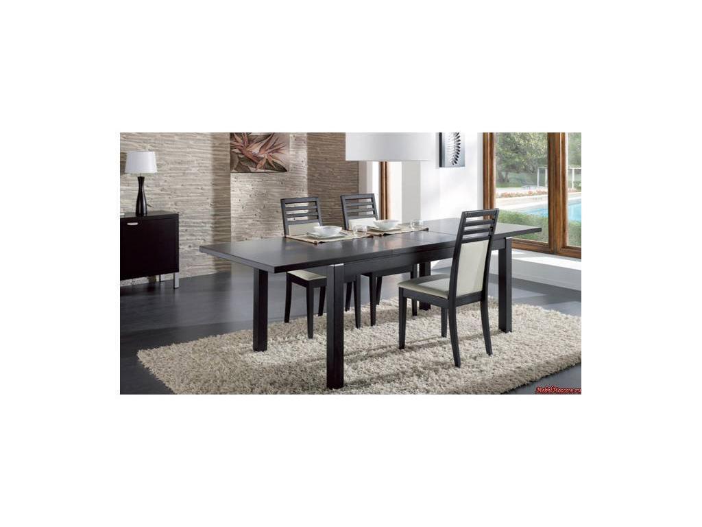 Idealsedia: Dublino 3: стол обеденный раскладной  (венге)