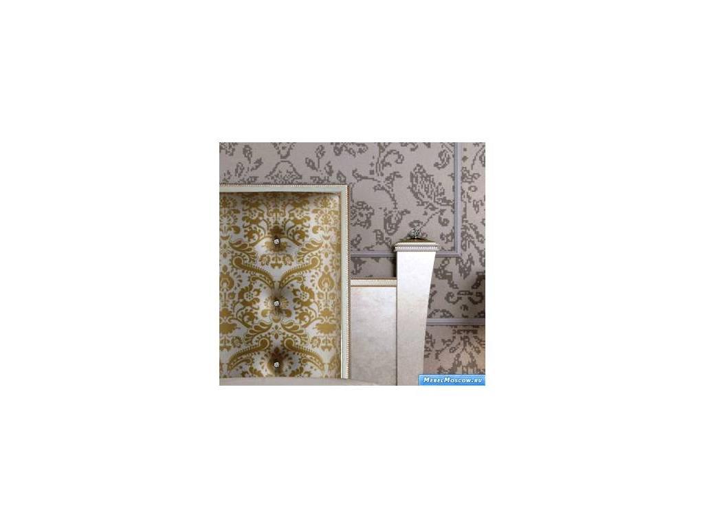 Woodline: Elena: кровать 160х200 ткань (слоновая кость)