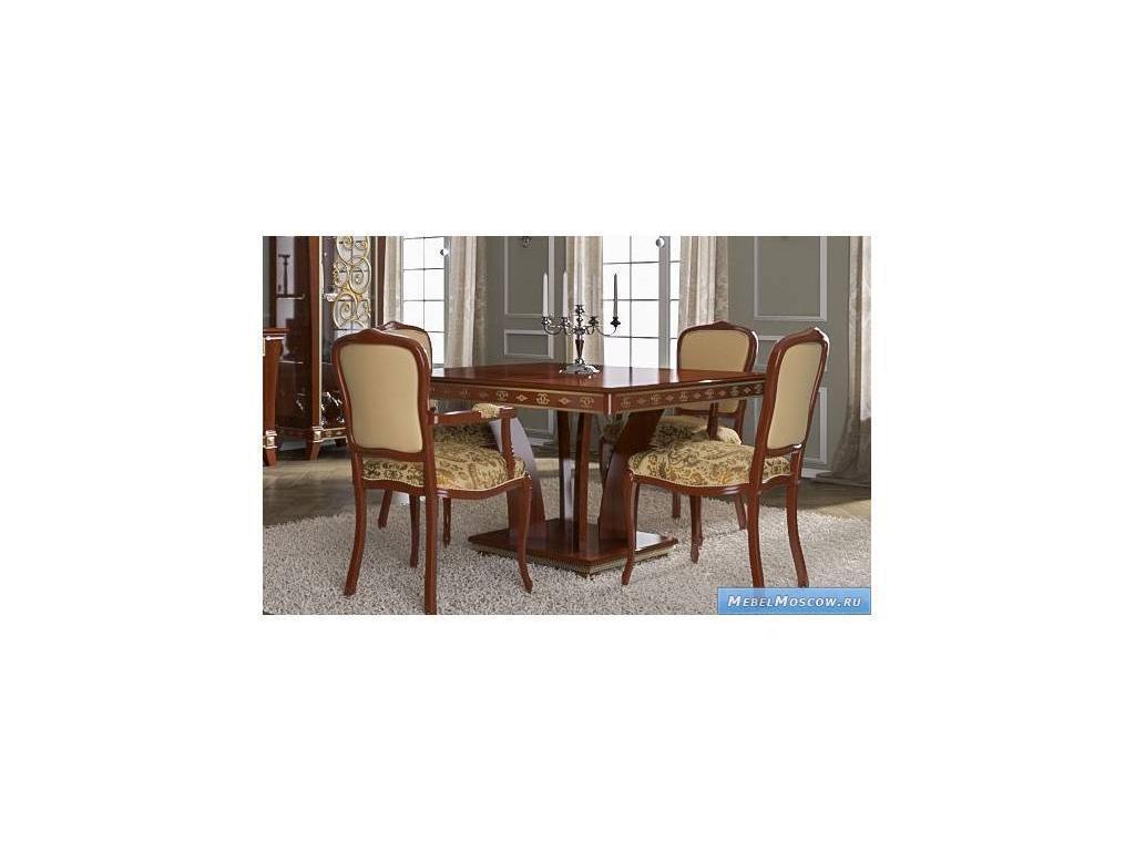 Woodline: Elena: стол обеденный (орех)