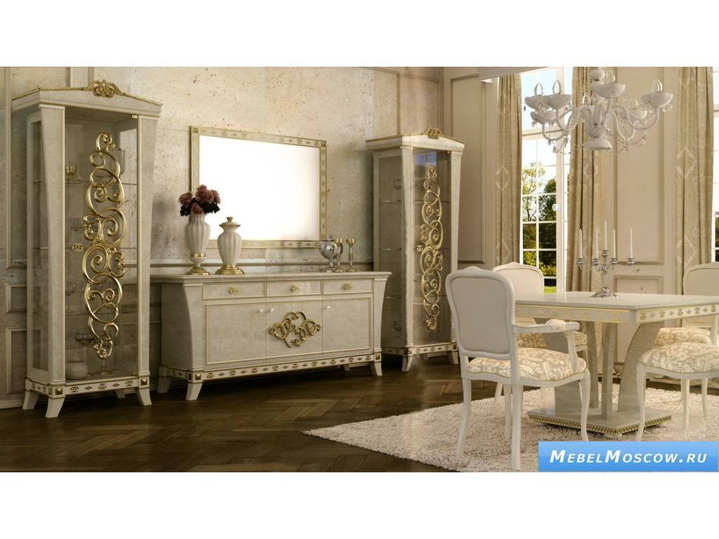 Цвет мебели слоновая кость