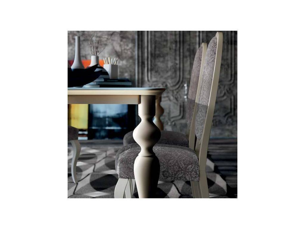 Mugali: Galiano Pasion: стол обеденный  (серый)
